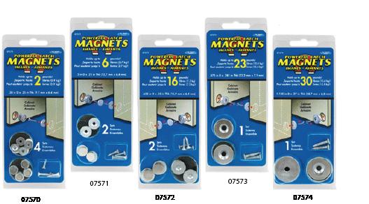 Neodymium Latch Magnet Kits